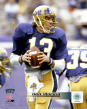 Dan Marino University of Pittsburgh Action Photo