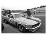 1970 Beidgehampton SCCA Trans-Am Race Giclee Print