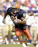 David Tyree Syracuse University 2001 Action Photo