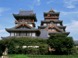 Fushimi Castle Photographic Print