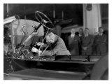 1932 Ford V8 Giclee Print