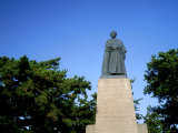 Statue of Ryoma Sakamoto Photographic Print