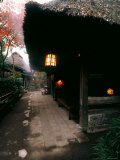 Gajo-En, an Old Farm House Used as an Inn, Kagoshima, Japan Photographie