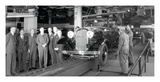 1932 Ford V8 Assembly Line Impression giclée