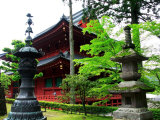 Rinnoji Temple Photographic Print