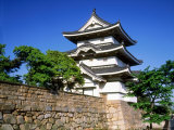 Takamatsu Castle Photographic Print