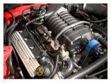 Shelby GT500 Show Car Giclée-tryk