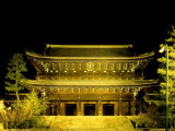 Main Gate of Chionin Temple Photographic Print