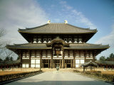Daibustuden (Pavillion for the Big Buddha), the World Largest Wooden Building, Kyoto Photographic Print