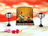 Hina Dolls for the Girls' Festival, 3rd of March, Japan Photographic Print