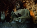 Great Buddha of Todaiji Temple Photographic Print