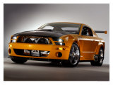 Ford Mustang GT-R Concept Giclee Print