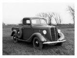 1937 Ford Truck Impression giclée