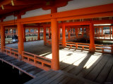 Itsukushima Shrine Photographic Print
