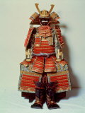 Samurai Armor Photographic Print