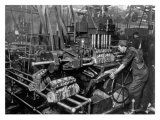 Highland Park Machine Shop, 1914 Giclee Print