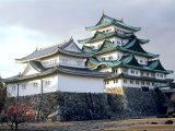 Nagoya Castle, Aichi, Japan Photographic Print