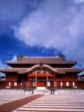 Shuri Castle Photographic Print