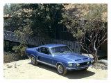 1968 Shelby GT500 Giclée-tryk