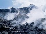 Volcanic Activity Photographic Print