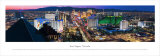 Las Vegas, Nevada Poster von James Blakeway