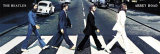 The Beatles- Abbey Road Juliste