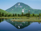 Mt. Rausu Photographic Print
