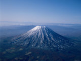 Aerial View of Mt. Yotei Photographic Print