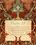 23rd Psalm Print