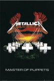 Metallica- Master of Puppets Poster