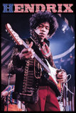 Jimi Hendrix Kunstdrucke