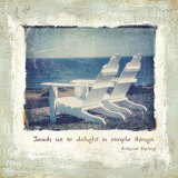 Simple Things Print by Amy Mccoy