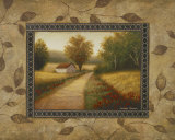 New Country Glimpse Prints by Michael Marcon