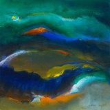 Ocean Dance II Posters by Lanie Loreth