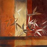 New Harmonious I Art by Patricia Quintero-Pinto