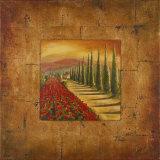 Bella Toscana I Art by Patricia Quintero-Pinto