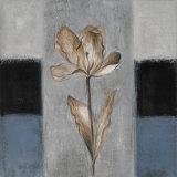 Tulips in Blue I Prints by Lanie Loreth