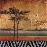 African Dream I Plakater af Patricia Quintero-Pinto