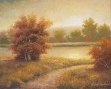 Rosemar Lake Prints by Michael Marcon