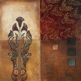 Ornaments II Print by Patricia Quintero-Pinto