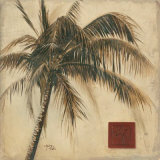 Sepia Palm I Posters by Patricia Quintero-Pinto