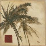 Sepia Palm II Prints by Patricia Quintero-Pinto