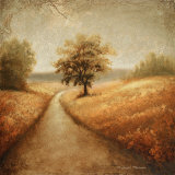 Cinnamon Road I Art by Michael Marcon