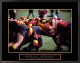 Group Effort: Rugby Posters