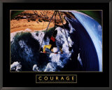 Courage: Hang Glider Prints by H. Armstrong Roberts