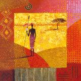 Rafiki Prints by Eduardo Jindani
