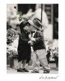 Pierwszy pocałunek (The First Kiss) Plakaty autor Kim Anderson