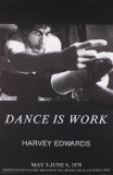 Dance is Work Collectable Print by Harvey Edwards
