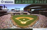 Seattle Mariners- SafeCo Field Print