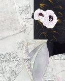 Vaso con Fiori II Print by Bernice Ricca